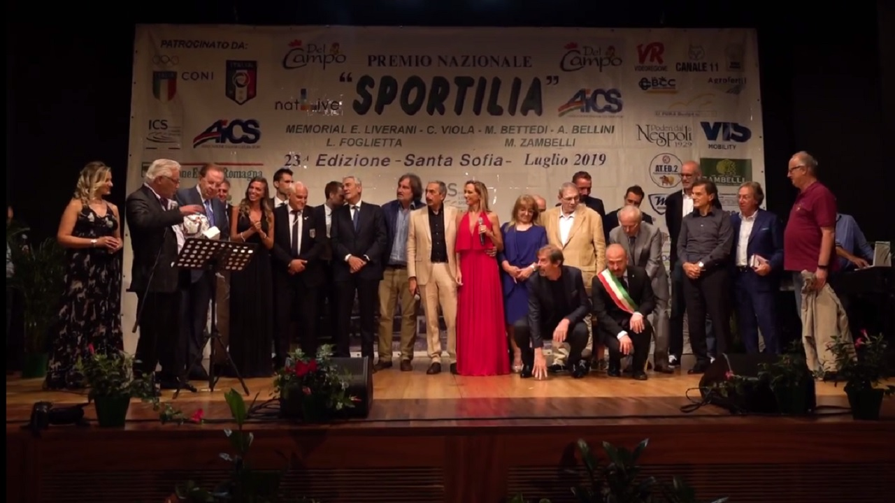 Premio Sportilia 2019 -Highlights Evento-