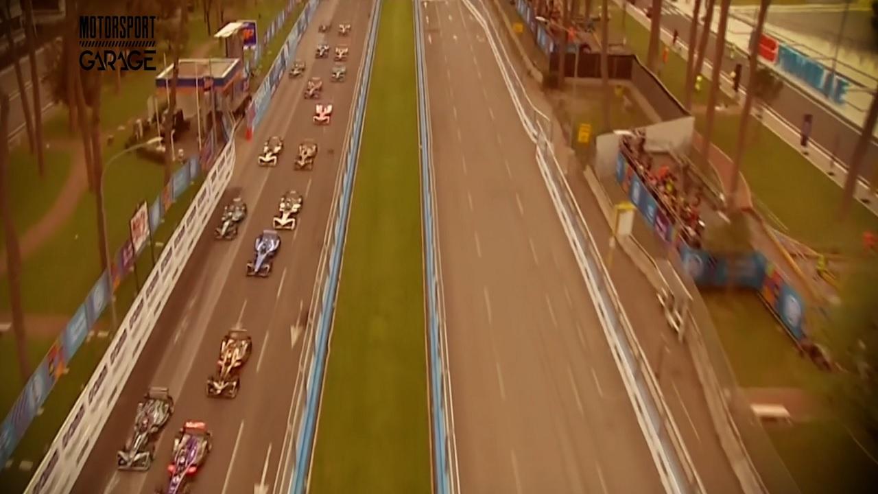 Formula E - 7^ Tappa del Campionato - Roma EUR