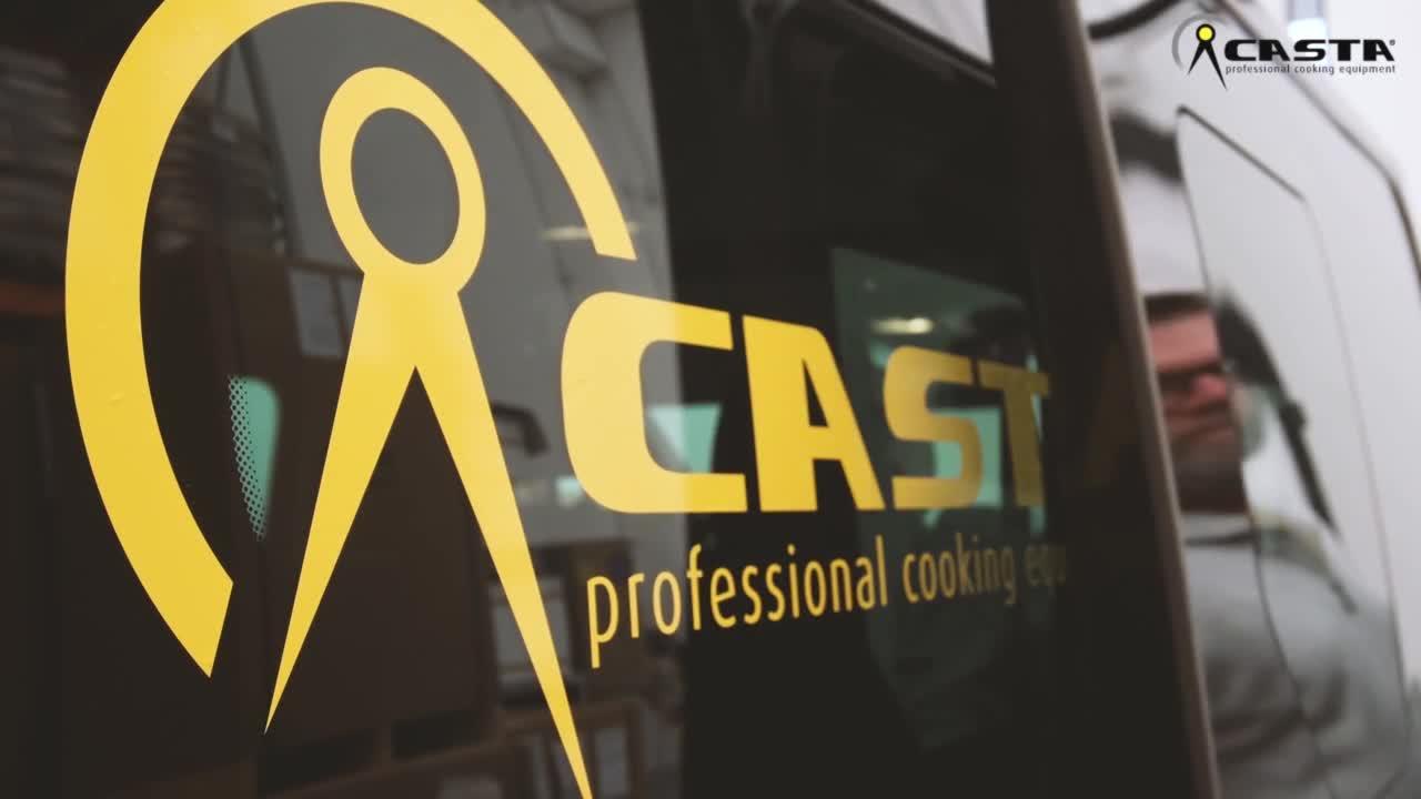 Casta - Partenza per Host Milano