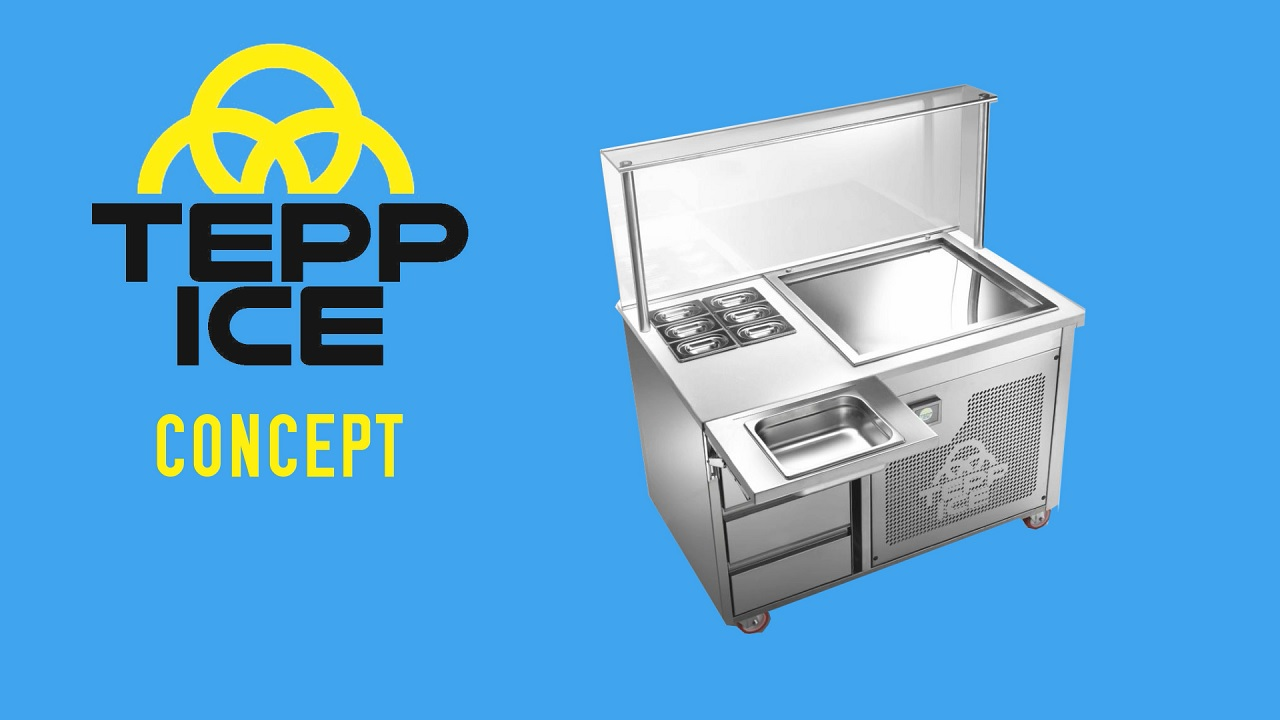 Casta Professional Cooking Equipment - Tepp Ice