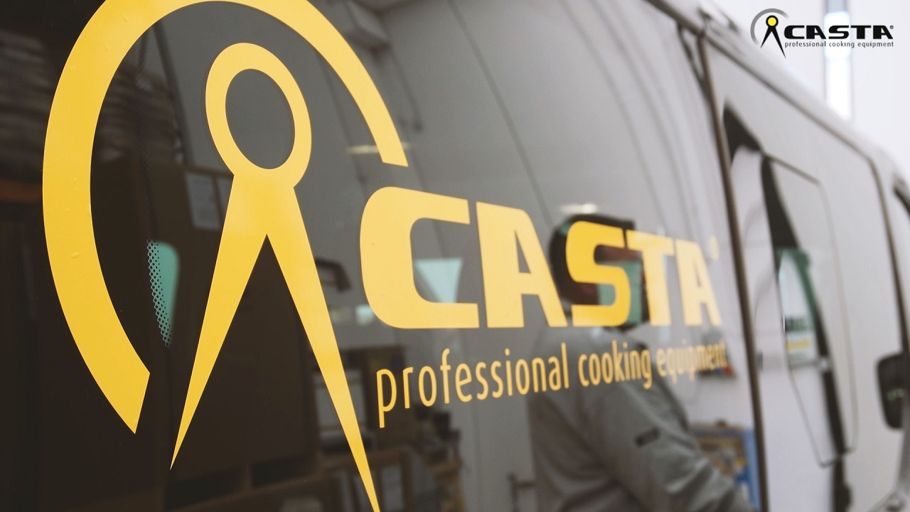 Casta Professional Cooking Equipment - Partenza Per Host Milano 2019