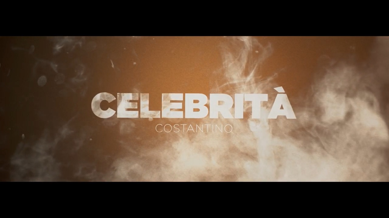 Costantino Bagalà -Celebrità Video Official-