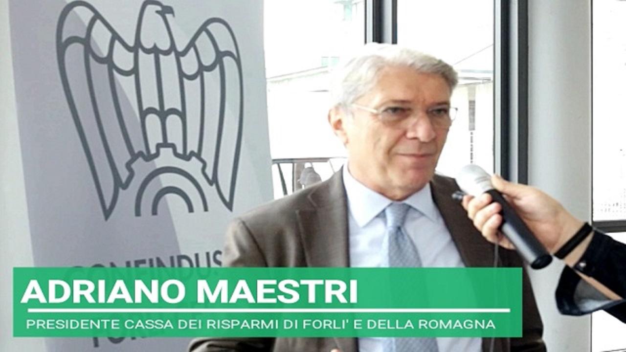 Intervista Pres. Adriano Maestri