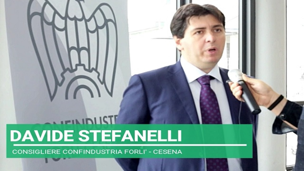 Intervista a Davide Stefanelli