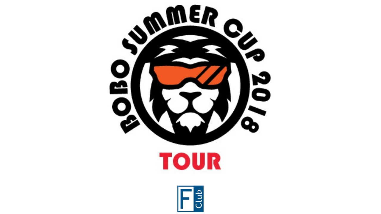 Conferenza stampa Bobo Summer Cup 2018