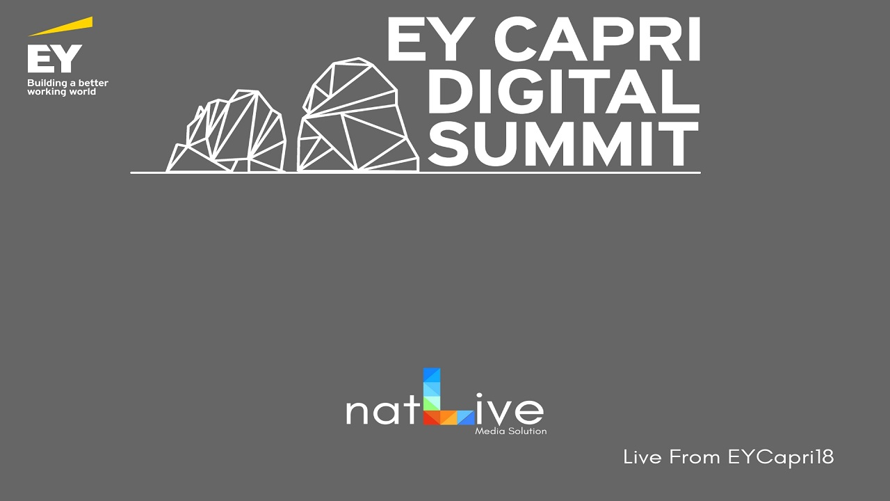 EY - LIVE CHANNEL EY CAPRI 2018