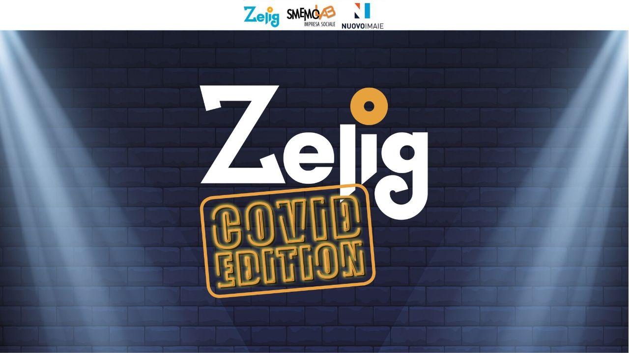 ZELIG COVID EDITION - GIOBBE COVATTA