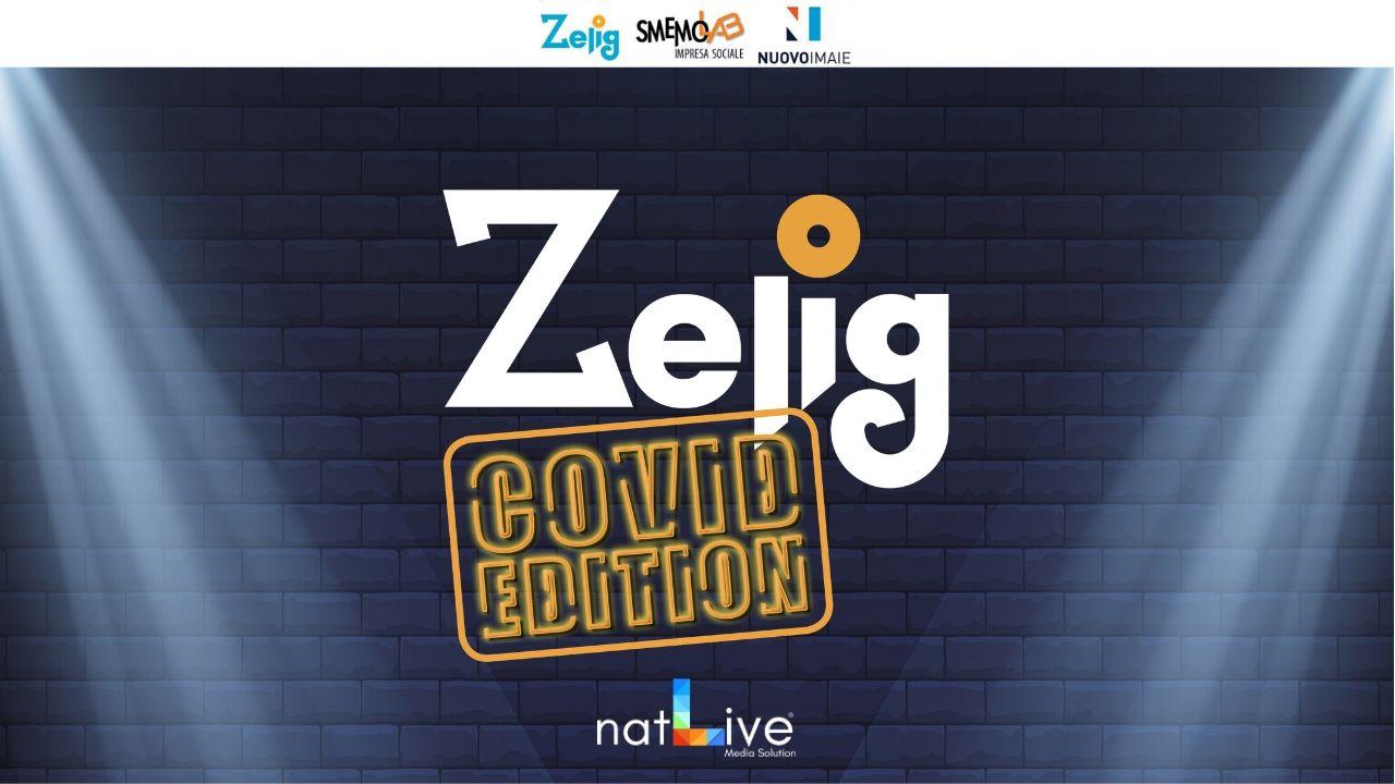 Zelig Covid Edition Diretta del 30 Maggio 2020