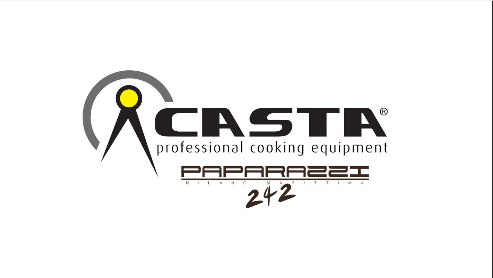 Casta Professional Cooking Equipment - Bagno Paparazzi Milano Marittima
