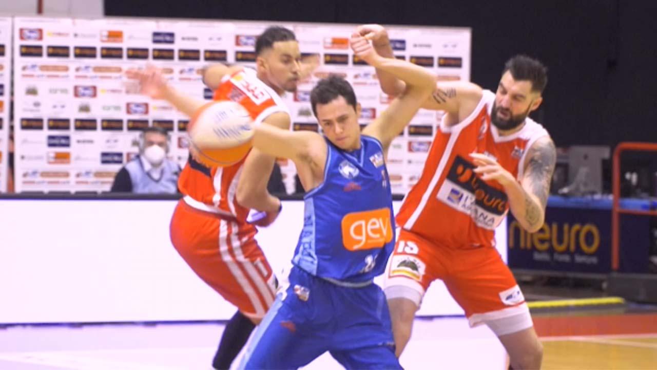 Unieuro Forlì - Basket Napoli