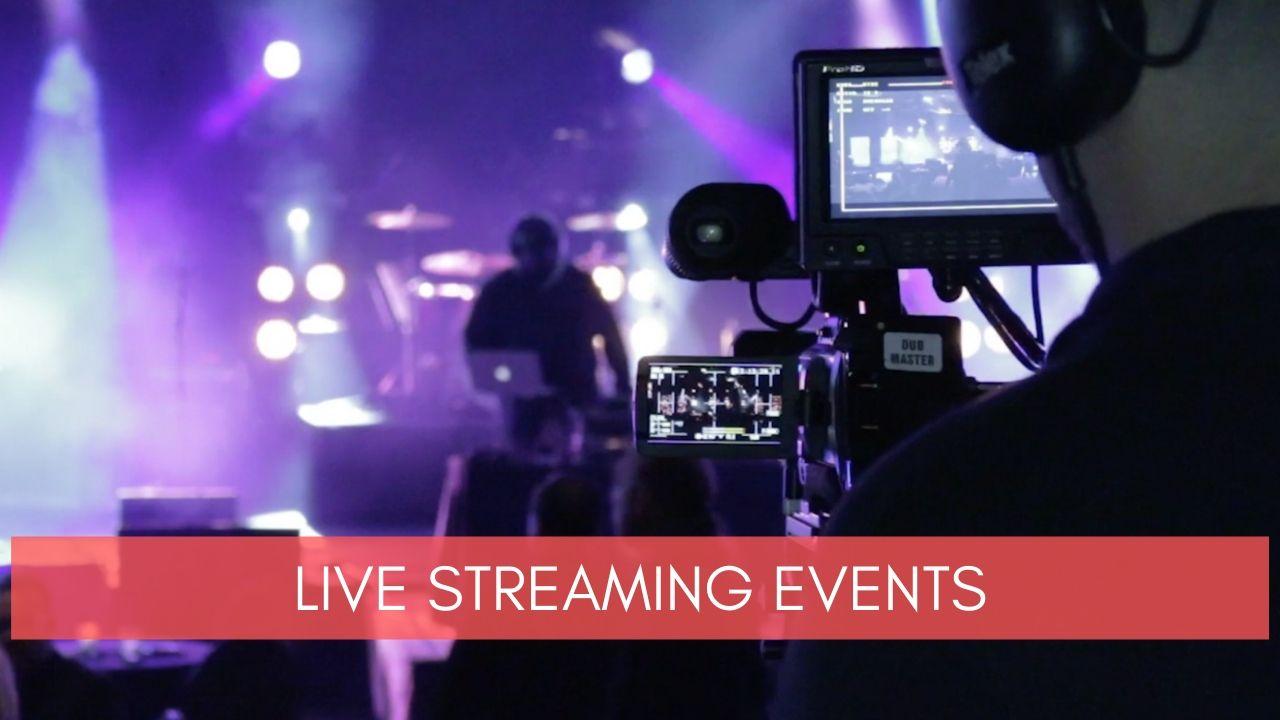 NATLIVE - CANALE LIVE PER EVENTI LIVE