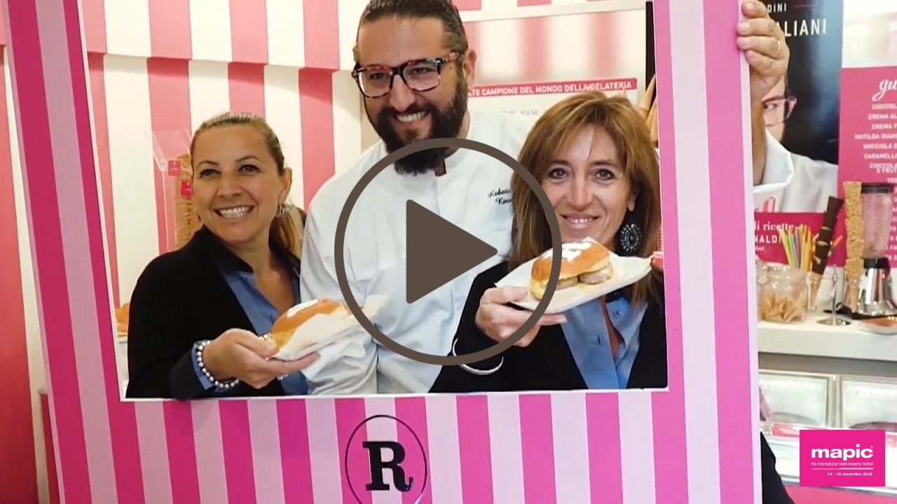 Rinaldini Pastry -MAPIC 2018- Short Version