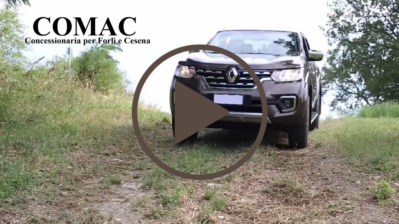 Comac Renault Alaskan