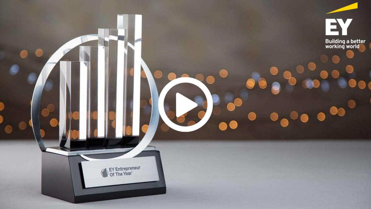 EY -Premio L'Imprenditore dell' anno (EOY)-