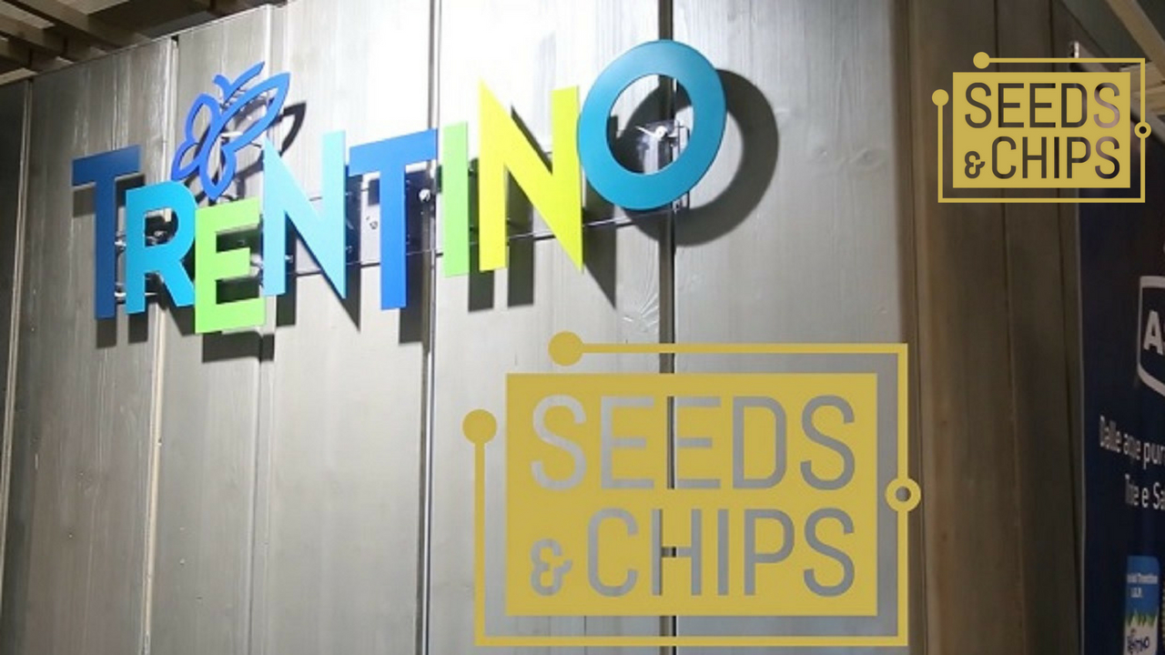 Seeds & Chips 2018 - Trentino