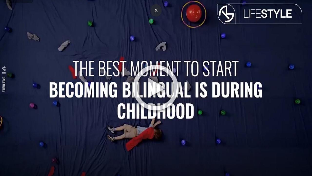 Scopri i vantaggi dell'apprendimento di una seconda lingua nell'infanzia
