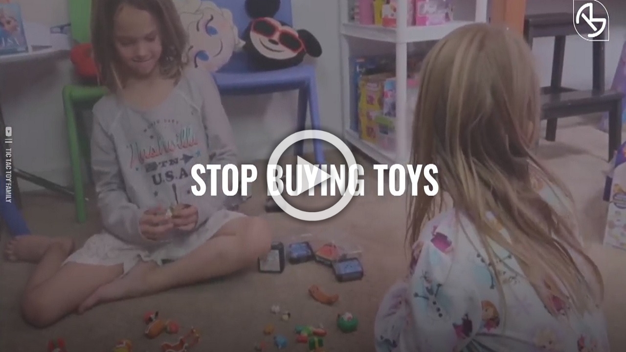 Regalate ai vostri figli esperienze, non giocattoli