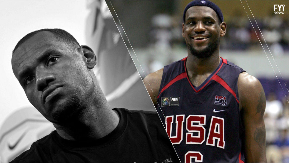 Comapring Lebron James & Michael Jordan