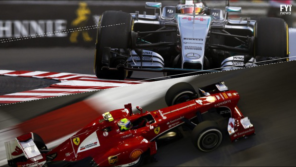 The Year of Formula 1