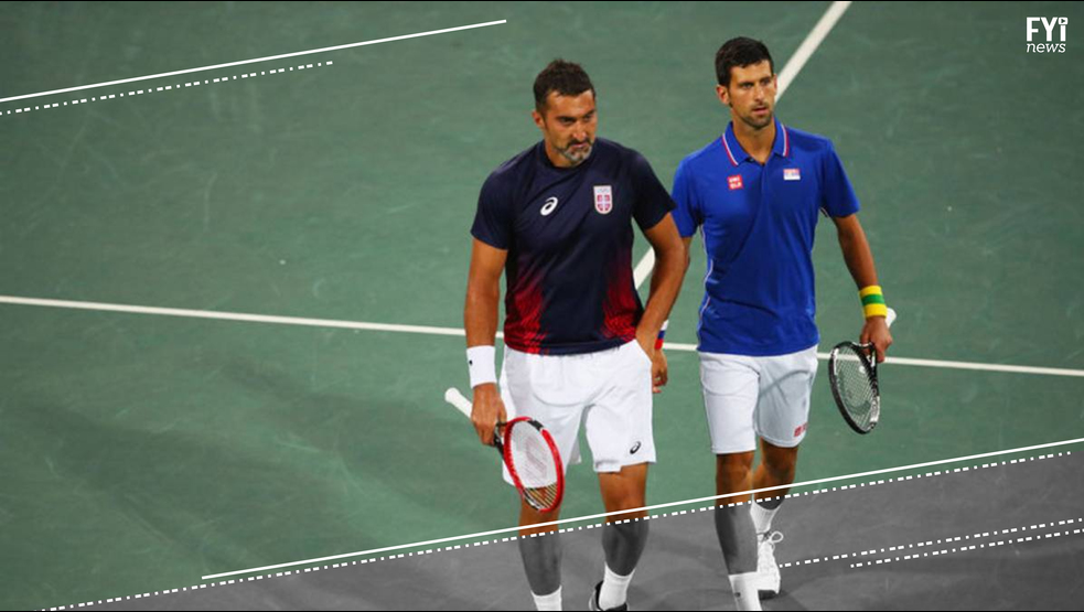 3 Kings of Tennis