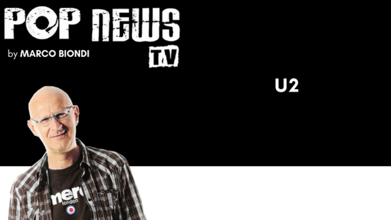 Pop News Tv - 01 - U2
