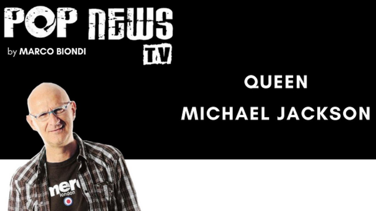 Pop News Tv - 03 - Queen - Michael Jackson