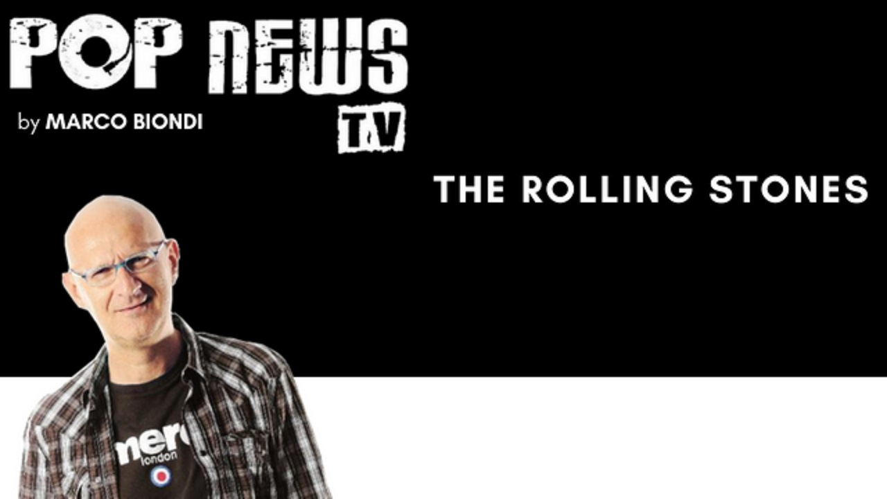 Pop News Tv - 10 - The Rolling Stones