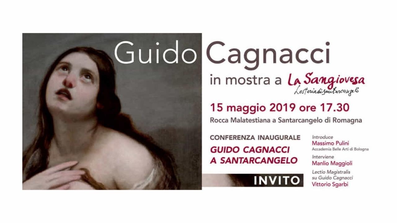 Guido Cagnacci in mostra a La Sangiovesa - Conferenza Inaugurale -